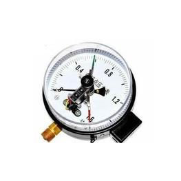 YXC普通磁助电接点压力表